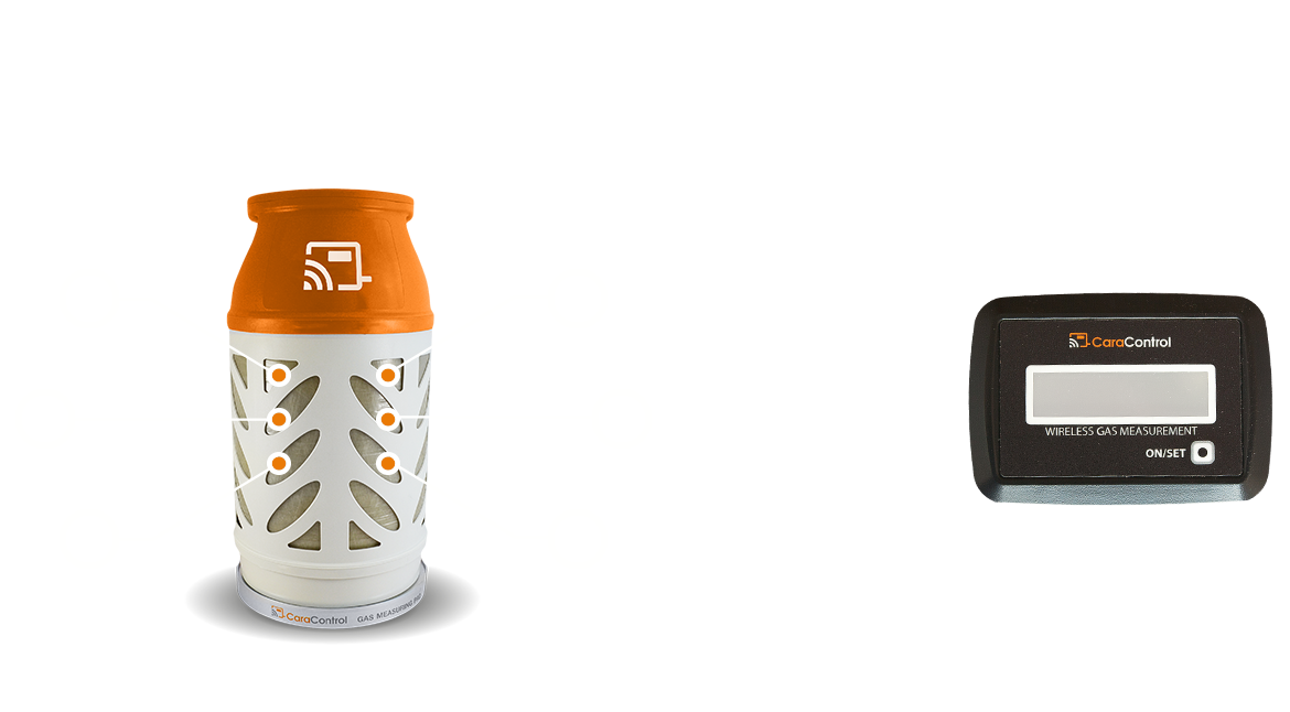 Wireless gas level <br><strong>measurement</strong>