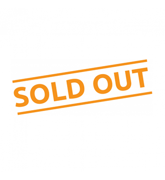 We are sold out!