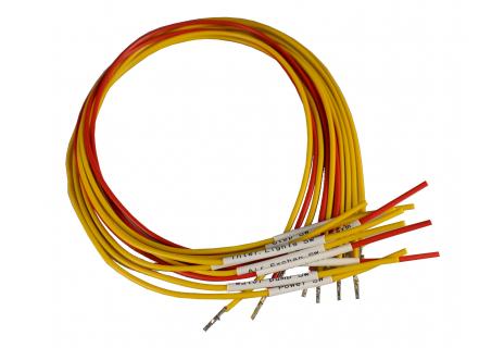 Alarm inputs/lighting switch wiring